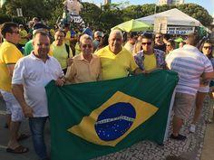 I P A N G U A Ç U            A G O R A: Com presença de Rogério Marinho, multidão pede imp...