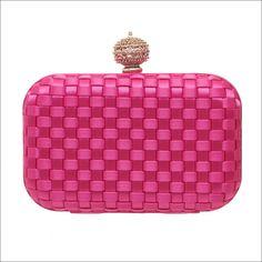 Pink Clutch Bag   Coat Pant