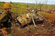 Vietnam War: the battle of An Loc in 1972