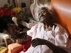Jeralean Talley was born in Montrose, Ga., on May 23, 1899. She's been in Michigan since 1935. Relatives say she remains active and aware of what's going on around her. Talley was named world's oldest person in April after the death of Gertrude Weaver, who passed away at the age of 116. Weaver died just five days after 117-year-old Misao Okawa died in Japan.