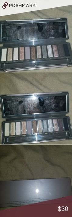 Urban decay Naked 2 palette <Used> Urban Decay Naked 2 Paltte <Used> Urban Decay Makeup Eyeshadow