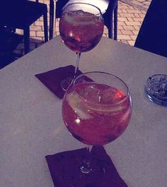 #drinks #spritz