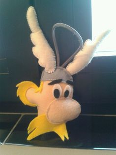 Asterix! Fieltro / veltinis