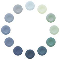 "Devine Paints - Ocean Tide Pools Collection.  Like ""Spray""  blue grey color"
