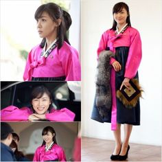 Pretty Modern Hanbok from King 2 Hearts