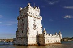 De beroemde toren van Belém.