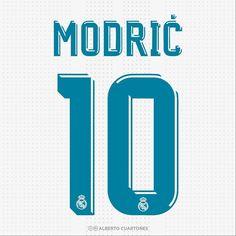 Modric 10 Real Madrid