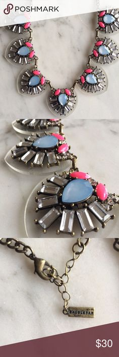 BaubleBar Necklace Worn a handful of times...excellent condition! Bauble Bar Jewelry Necklaces
