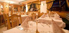 Restaurant  hotel Gianna Madonna di Campiglio  www.hotelgianna.it