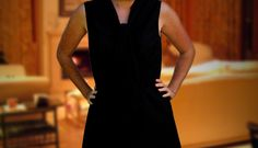 """¿Sirve el """"little black dress"""" para el embarazo?   Escuela para padres primerizos HUGGIES   Clases de Belleza"""