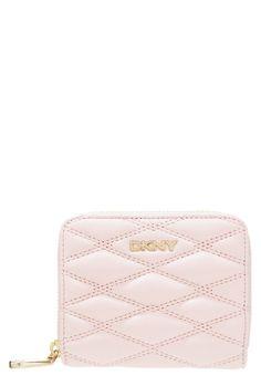 DKNY GANSEVOORT  Portfel light pink