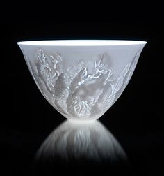 Ceramics by Angela Mellor at Studiopottery.co.uk - 2012. _Coastal Light_