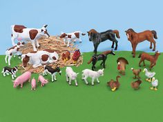 Classic Farm Animal Collection at Lakeshore Learning