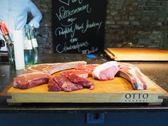 Otto Gourmet im Andreashaus PMA mit Grill and BBQ