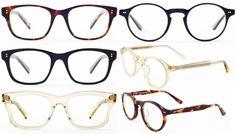 Type inspired glasses for font nerds | Webdesigner Depot