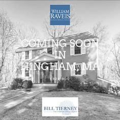 Coming Soon in Hingham! 4 bedrooms, a home office, and 3,000+ sqft of living space.  Walk to Plymouth River School, near MBTA & Commuter Boat.  #Hingham #WilliamRaveis  #Cohasset #CohassetLifeStyle #WiliamRaveis # OpenHouse