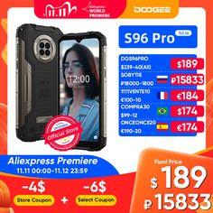 DOOGEE S96 Pro Rugged Phone 48MP Round Quad Camera 20MP Infrared Night Vision Helio G90 Octa Core 8+128GB 6350mAh doogee s90,doogee s95 pro,doogee y8,doogee n20,doogee s55,doogee s68,doogee s95,doogee x55,doogee x50,doogee smartphone,téléphone doogee,doogee phone, #doogees90 #doogees95pro #doogeey8 #doogeen20 #doogees55 #doogees68 #doogees95 #doogeex55 #doogeex50 #doogeesmartphone #téléphonedoogee #doogeephone