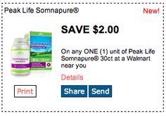 Save $2 on Peak Life. Click for more great deals! #Coupons #Deals #Peaklife