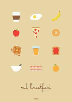 Good Morning Sweetie, Eat Your Breakfast Today :)