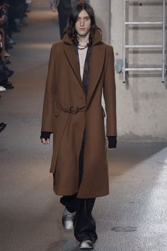 Lanvin Fall 2016 Menswear Fashion Show
