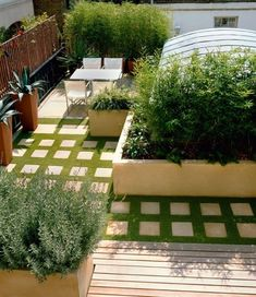 Trend This roof garden design presents a London panorama where we designed a modern outdoor kitchen sound system architectural foliage and LED lighting
