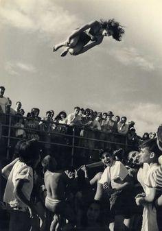 coney island. 1940s.