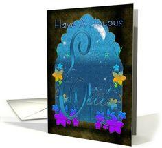 Eid Card, Happy And Joyous Eid, card (682854)