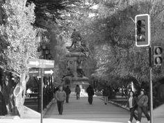 Plaza Muñoz Gamero - Punta Arenas Plaza, Street View, Sands
