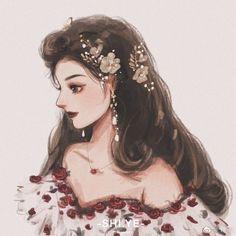 Manga Girl, Anime Art Girl, Manga Anime, Disney Movie Collection, Disney Princess Cartoons, Avatar, Cute Couple Cartoon, Fanart, Anime Princess