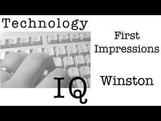 TechnologyIQ - First Impressions 1 - Winston for IOS - An audio news assistant | TechnologyIQ with Douglas E. Welch