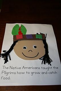 thanksgiving book to make - time consuming but very cute!