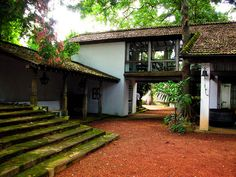 Geoffrey Bawa House, Lunuganga, Sri Lanka | Flickr - Photo Sharing!