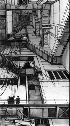 #BLAME! Par #TsutomuNihei, mon manga préféré.