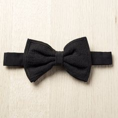Black Seduction Bow Tie, 119€, now featured on Fab.
