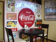 50's Cafe Interior | Okinawa Hai