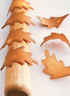 Brilliant fall cookie idea