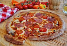 Cookbook Recipes, Pizza Recipes, Cooking Recipes, Casa Pizza, Pepperoni, Recipies, Homemade, Food, Lab