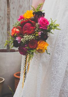 Big, Bright and OH SO BEAUTIFUL Mexican Wedding Inspiration from CAPTURED by Keryn