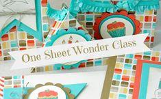One Sheet Wonder Class http://www.mychicnscratch.com/classes/one-sheet-wonder-online-class