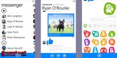 تطبيق فيسبوك ماسنجر على هواتف ويندوز   الويب المصرى