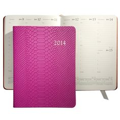 need this pink croc planner