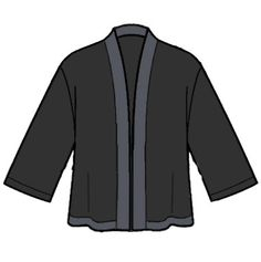 The Toymakers Journal: The Sewing Project. - Like the way a ten dollar sweatshirt feels but don't want to look like a giant raisin?  Remove the cuffs and hem. Cut a slit down the front and bind it with left over scraps. Instant kimono jacket.
