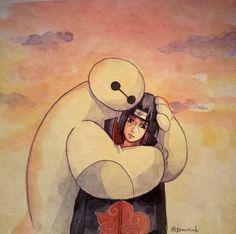 Anime Naruto, Naruto Shippuden Anime, Boruto, Itachi Uchiha, Akatsuki, The Big Hero, Sasuhina, Baymax, Naruto Characters