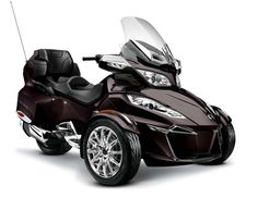spyder motorcycle | 2014 Can-Am Spyder Review
