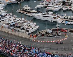 2012 Monaco Grand Prix Packages; -Super Yachts