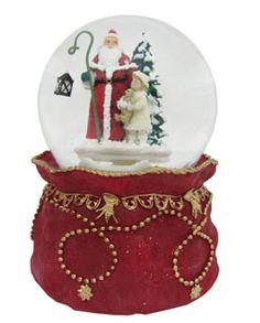 Father Christmas Snow Globe