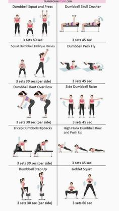 Body Workout Body Workout,cardio en casa Body Workout Related posts:Wie das Yoga mein Leben veränderte - Easy yoga for beginnersEasy Yoga Poses For Stressed Out. Full Body Dumbbell Workout, Whole Body Workouts, Fun Workouts, At Home Workouts, Beginner Dumbell Workout, Workout Body, Beginner Full Body Workout, Workout Fitness, Full Body Weight Workout