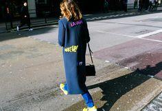 Street Style: London Fashion Week Fall 2015 – Vogue