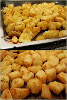 Potato Recipes, Veggie Recipes, Healthy Recipes, Food N, Food And Drink, Food Dishes, Side Dishes, Easy Cooking, Cooking Recipes