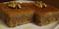 Domaći Kuhar - Deserti i Slana jela: Baklava kolač Brze Torte, Kolaci I Torte, Bosnian Recipes, Croatian Recipes, Bosnian Food, Serbian Food, Baking Recipes, Cookie Recipes, Dessert Recipes